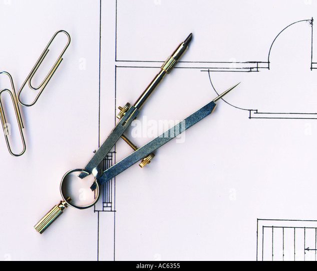 Architects tools stock photo royalty free image 811861 for Architecture design tools free
