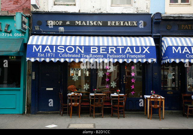 Tea Room Greek Street