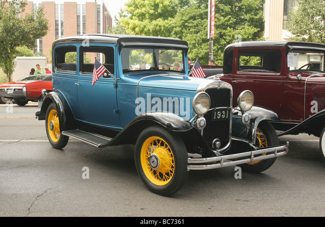 Auto 1931 chevrolet two door sedan car show at hamilton for 1931 chevrolet 2 door sedan