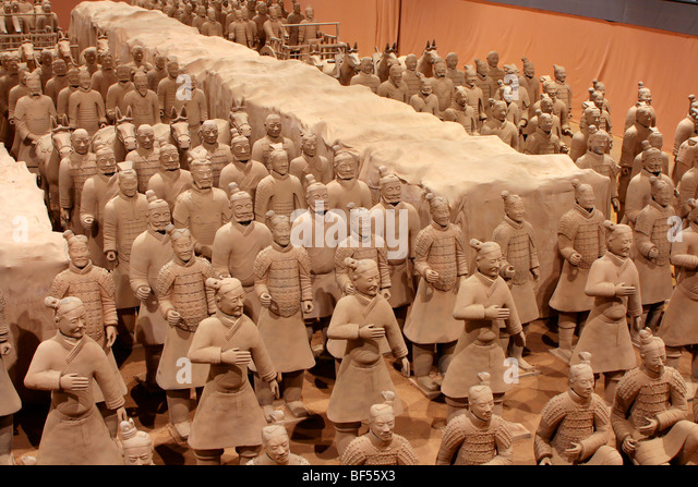 the first emperor quin shi huangdi a historical analysis Qin shi huang was buried in a massive tomb along with his army, servants and wealth.