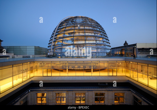 glass dome of the reichstag building government district in berlin stock photo royalty free. Black Bedroom Furniture Sets. Home Design Ideas