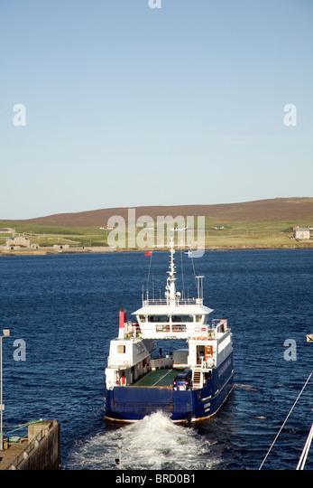 bressay ferry shetland