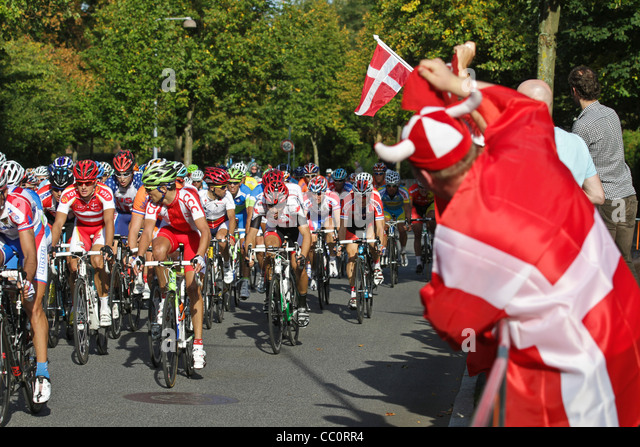Cycling Road-races in the 2011 World Championships in ...