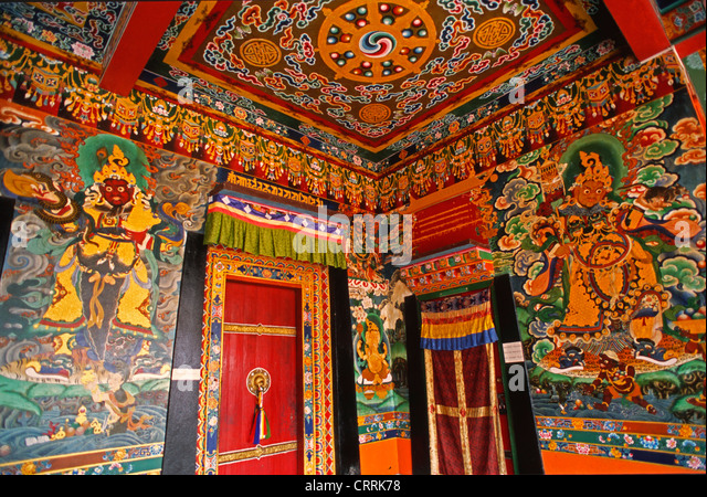 tibetan buddhist monasteries and sikkim Doors and pillars the design of the buddhist monasteries in sikkim is heavily influenced by tibetan designs and bears a close similarity to the visuals seen on the other side of the himalayas floral motifs and curvilinear patterns give the sikkimese monasteries a unique character that is probably prettier.
