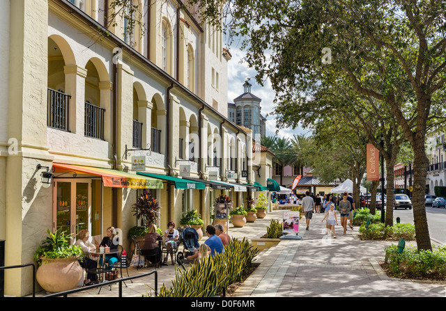 Cafes In West Palm Beach Fl