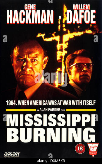 review of the movie mississippi burning Mississippi burning character analysis - agent anderson 1 mississippi burning character analysis: agent rupert anderson 2.