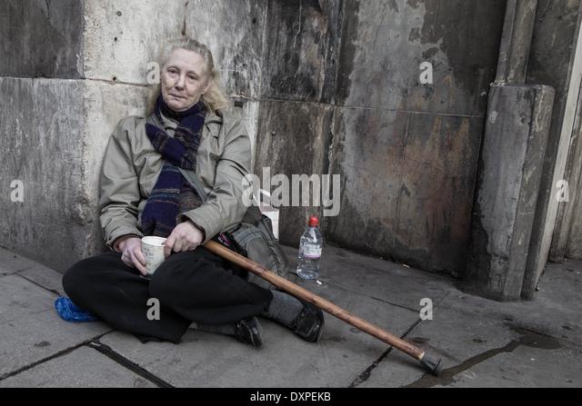 Dating homeless woman