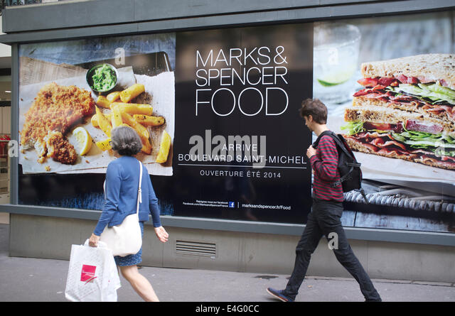 Marks and spencer food store to open in swanky blvd st for Adresse mark and spencer paris